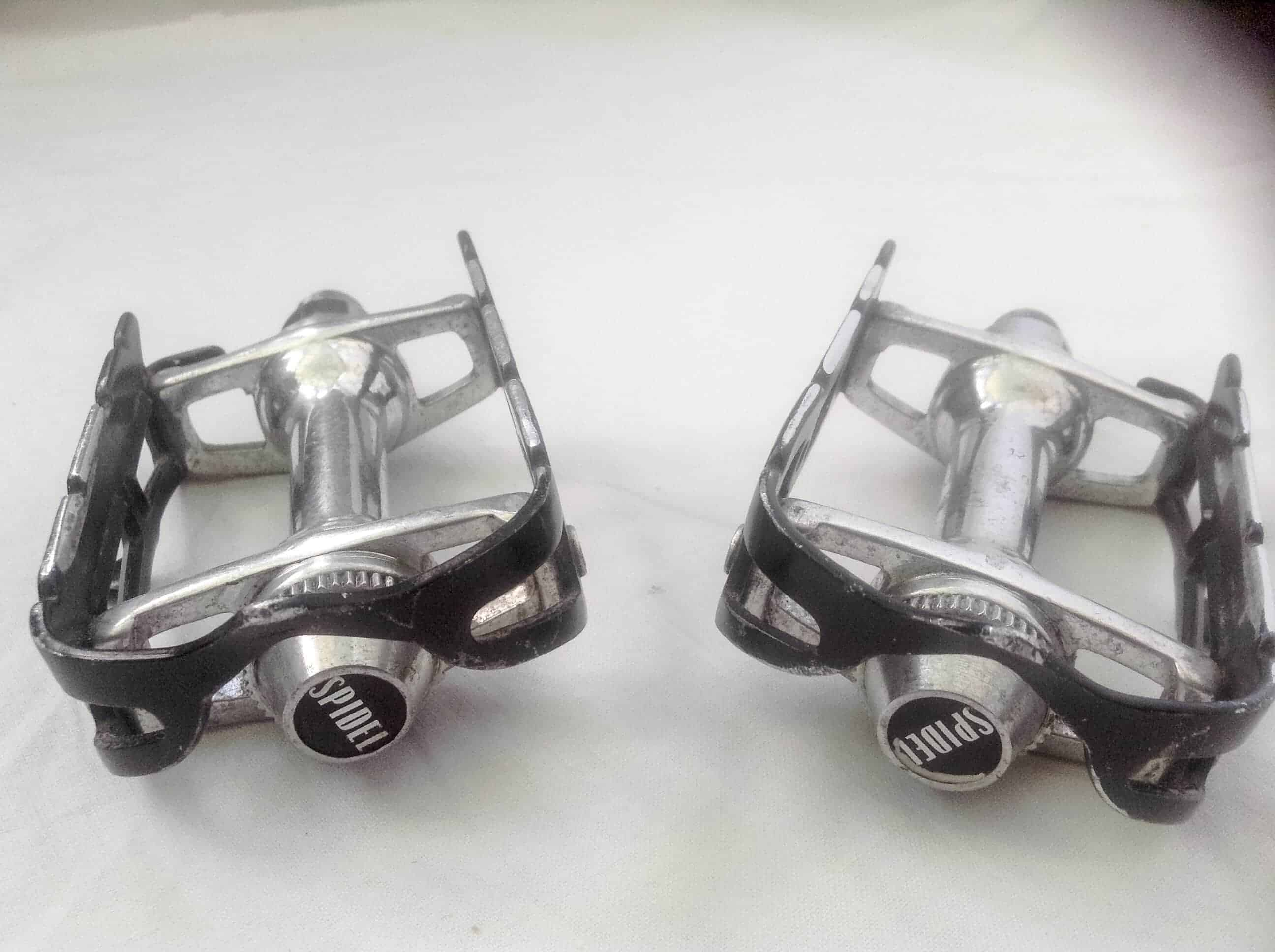 The Spiedel Pedals