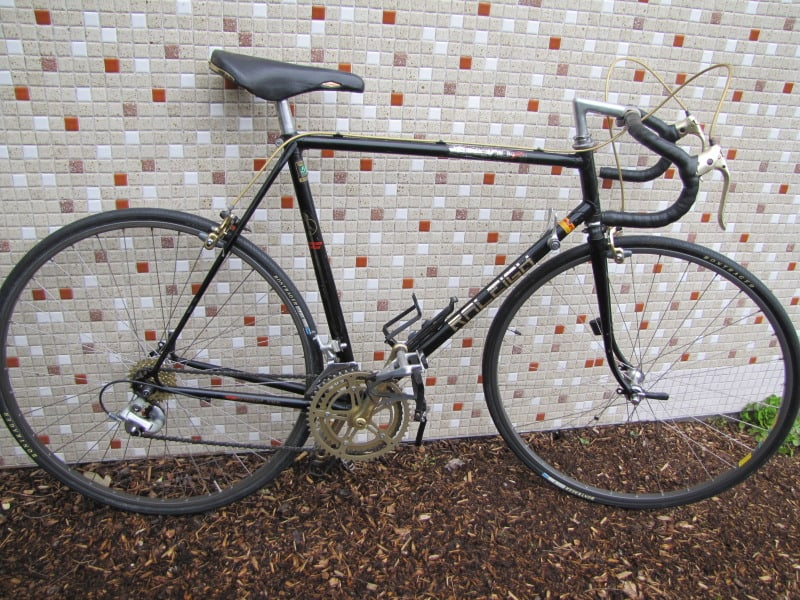 1985 Raleigh Record Sprint