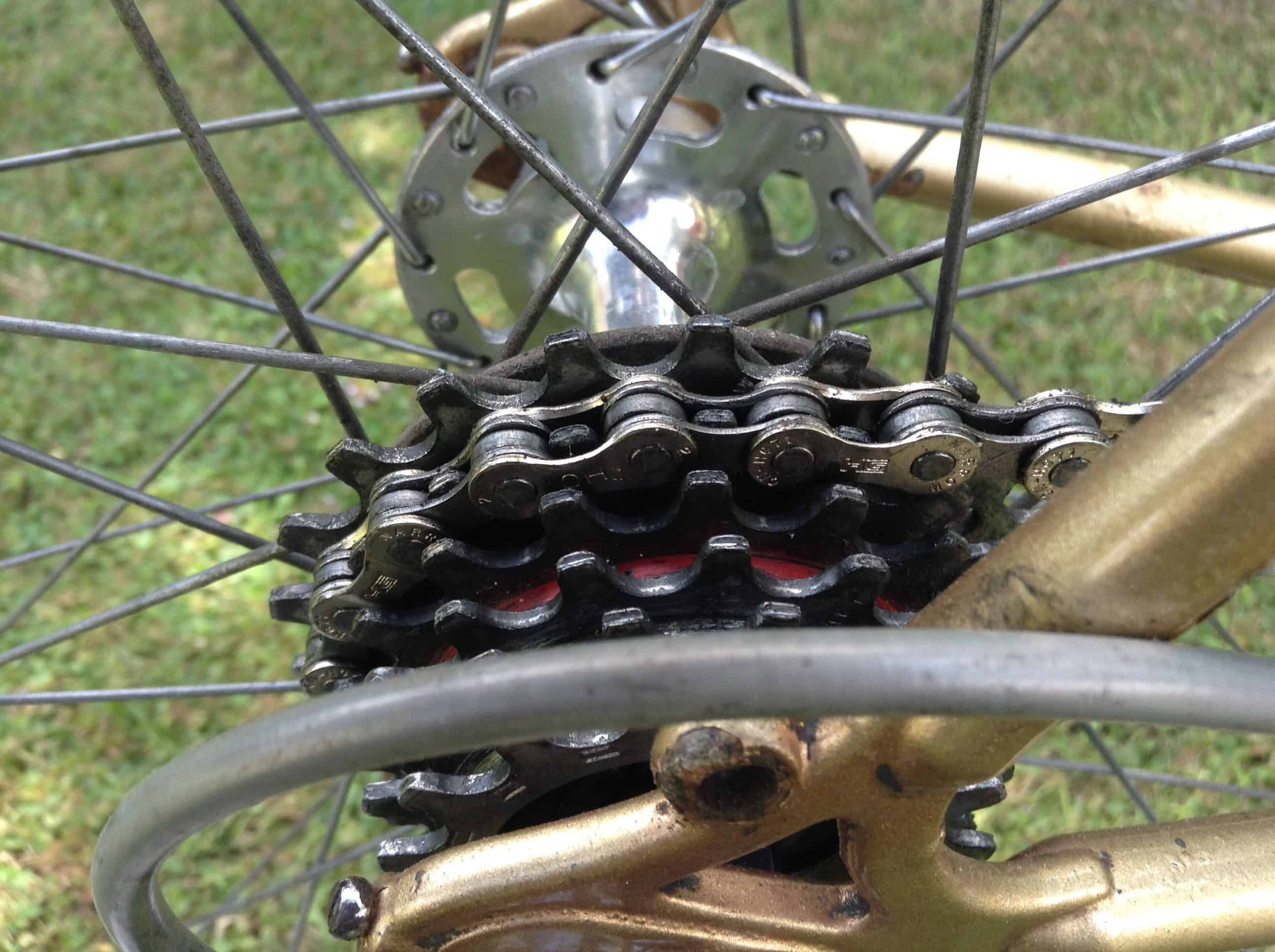 Shifter Problems with my Vintage Peugeot bike, gear change