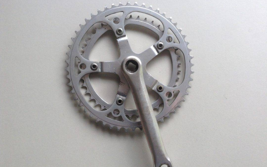 The Wobbly, Irreparable, Solida Crankset and a Bit of Monty Python